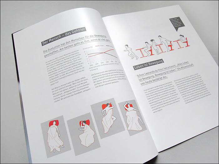 Sedus Image- und Themenbroschüre