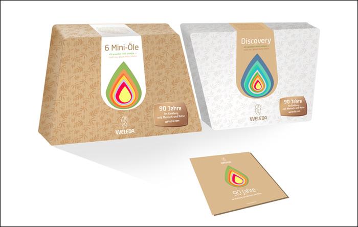 Weleda Packaging