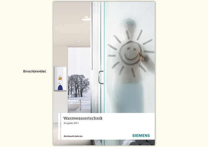 Siemens Messestand und integriertes Gesamtkonzept