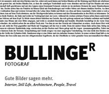 Fotograf S. Bullinger