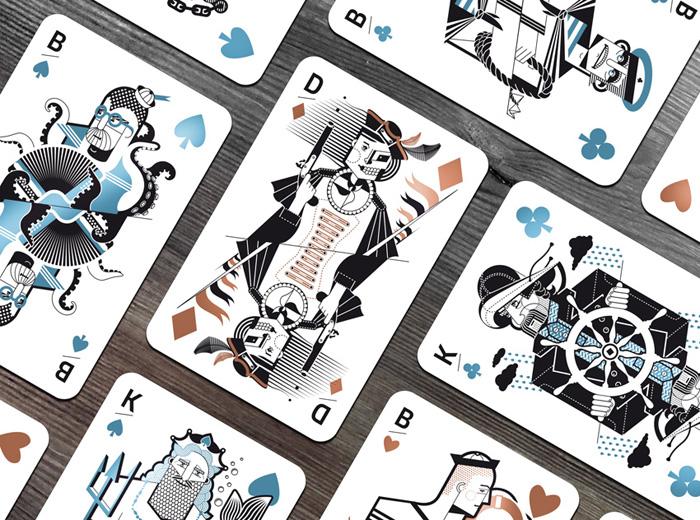 Klar Deck! Kartenspiel