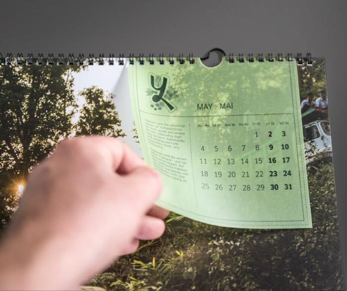 Nepal Kalender 2015
