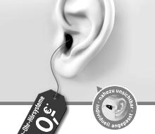 Lindacher Im-Ohr-Hörsystem