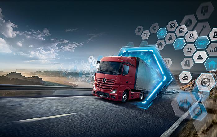 Daimler Fleetboard