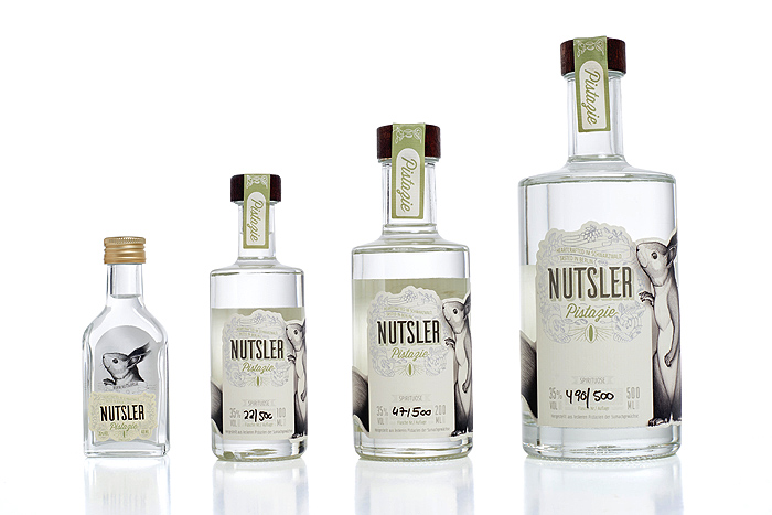 Nutsler Branding und Packaging